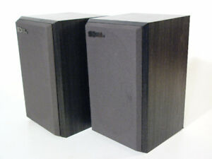 Compact Sound Dynamics 50ti Speakers - Excellent Value