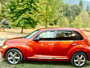 Chrysler PT Cruiser Hatchback! Turbo!