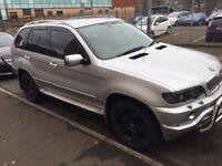 BMW X5 3L sport