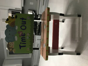 Toddler Time Out Chair