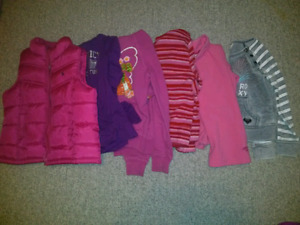 Girls size 7 clothes for sale