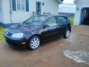 2008 Volkswagen Rabbit Hatchback