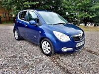 2009 Vauxhall Agila 1.2i 16v ( a/c ) Design #FinanceAvailable
