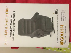 Maxi comfort remote reclining chair Kawartha Lakes Peterborough Area image 4