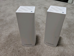 Linksys Velop Mesh Routers 2-Pack BRAND NEW