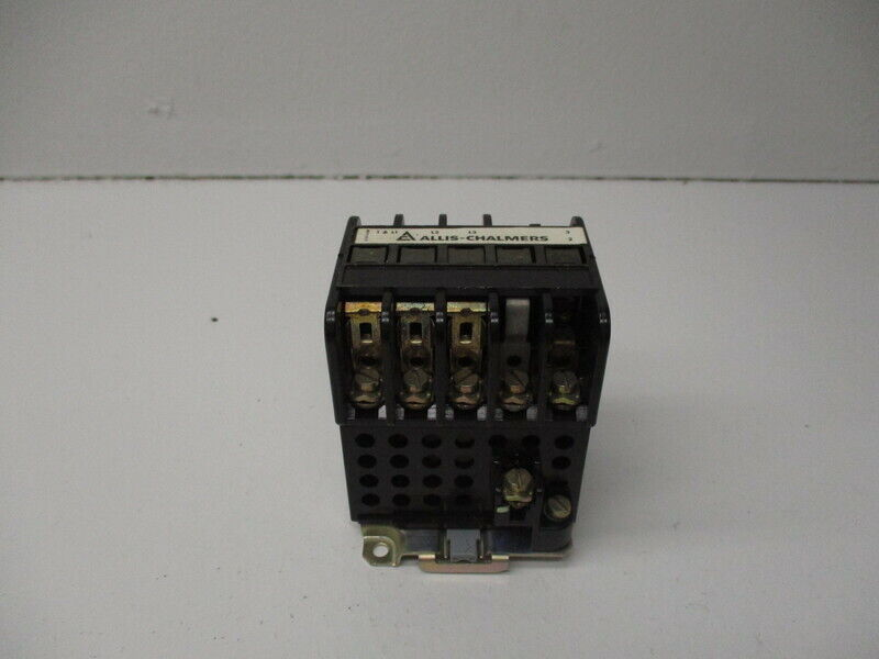 ALLIS-CHALMERS LH-30DCO CONTACTOR 30A 600VAC * NEW NO BOX *