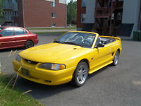 1995 Ford Mustang 5 Litres HO Cabriolet