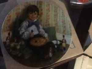 Mother Goose Collector Plates Windsor Region Ontario image 7