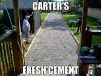 CARTERS FRESH CEMENT