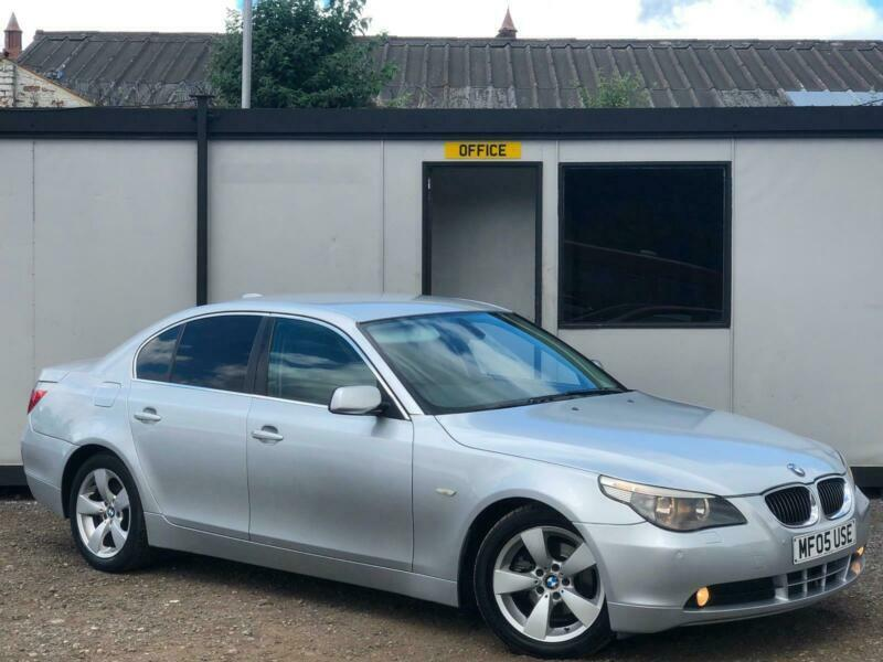 * 2005 BMW 5 SERIES 520i 530i 523 2 5 AUTO AUTOMATIC + 13 SERVICE STAMPS *    in Walsall, West Midlands   Gumtree