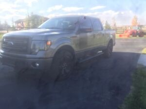 2013 Ford F-150 FX4 appearance package!