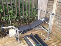 Weight lifting bench - Only £50