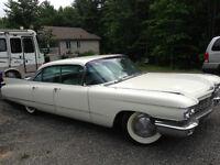Cadillac DeVille 1960 en excellente condition