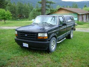 1995 Ford F-150 Pickup Truck