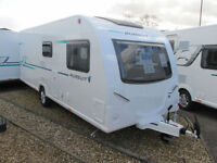 2017 Bailey Pursuit 530/4 TOTAL SAVINGS OF £1500 OFF RRP!
