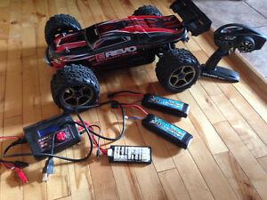 E-revo Brushless RC car