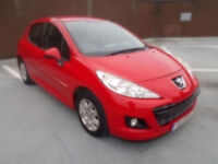 (11) 2011 Peugeot 207 1.4HDi 70 FAP Active Turbo Diesel £30 TAX