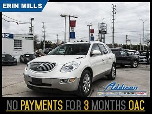 2012 Buick Enclave CXL   AWD SUNROOF REAR CAMERA