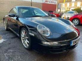 2007 Porsche 911 S 2dr Tiptronic S**HIGH SPECIFICATION** COUPE Petrol Automatic