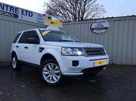 Land Rover Freelander 2 2.2Td4 2197cc 2012MY GS 4X4