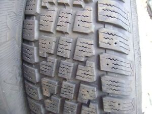 Winter tires and rims for a Chevy venture or Pontiac montana Cambridge Kitchener Area image 3