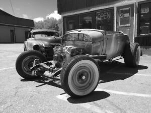 ANTIQUE VEHICLE RESTORATIONS AVAILABLE