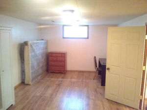 1 Basement Bedroom of 2 in South Elbow DR