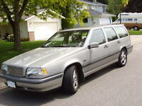 I Have a 1997 Volvo to trade for the right camper high top van.