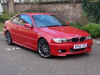 AA WARRANTY!! 55 REG BMW 3 SERIES 2.0 320 Cd M SPORT 2dr, ALCANTARA SPORTS SEATS