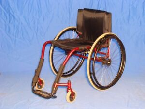 Wheelchair - Hi Lite Titanium - Model #67
