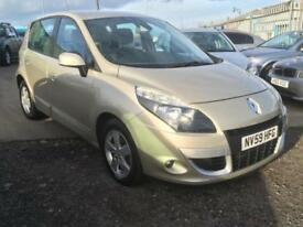 2010/59 Renault Grand Scenic 1.5dCi 106bhp 7st Dynamique LONG MOT EXCELLENT RUNN