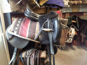 English Dressage Saddle