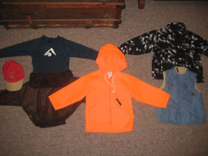 Size 5 Outdoor Clothing