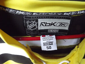 "FS: Boston Bruins ""2010 Winter Classic"" Milan Lucic Pro Jersey w London Ontario image 4"