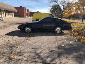 1985 Nissan 300zx Turbo 2+0 Manual RWD VG30ET Z31