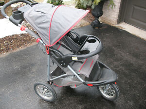 Sport Expedition Stroller