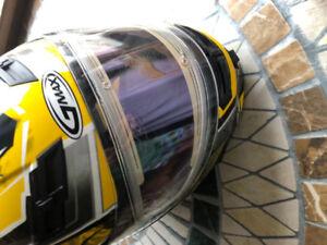 Gmax  snowmobile helmet