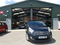 2011 Kia Venga 1.6 PETROL AUTOMATIC PANORAMIC ROOF