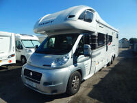 Swift Kontiki 679, Fiat 3.0 Manual Motorhome, Camper For Sale 6 Berth, Garage