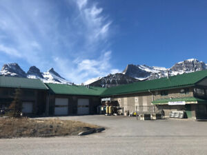 Commercial Space in Canmore