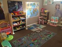 Stittsville Home Daycare opening in Timbermere
