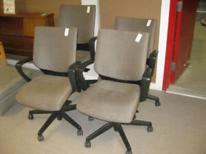 Padded Office Chairs
