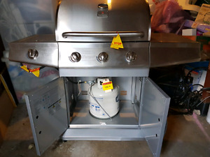 Brand new Stainless steel BBQ grill