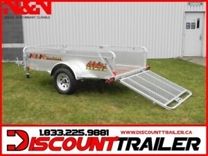 2019 N&N UTILITY 54 X 99 DROP FRONT PANEL  4 .6 X 8 .3 FT TILT