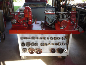 BEAR BRAKE SHOP drum lathe