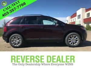 2011 Ford Edge Limited  Limited, Leather, Back Cam, Full Inspect