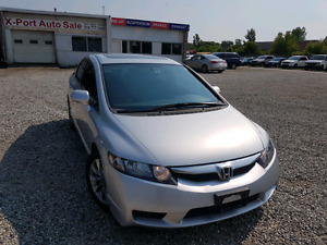 2010 Honda civic certified low kms 114km