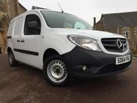 *3 MTHS WARRANTY*2014(64)MERCEDES CITAN 1.5 CDI TRADE COMPACT VAN WITH 83K*