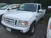 2011 Ford Ranger loaded ext cab Pickup Truck