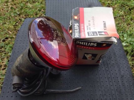 Heat light lamp with stand  Bass Hill Bankstown Area Preview